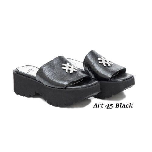 Women Shoes Art 45 Black