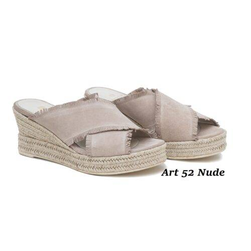 Women Shoes Art 52 Nude