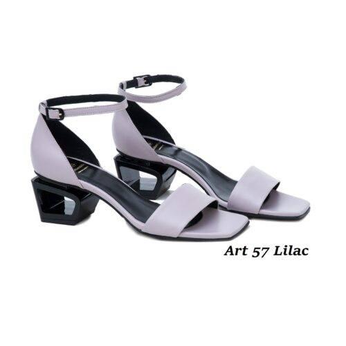 Women Shoes Art 57 Lilac