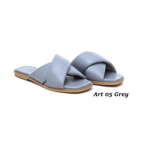 Women Shoes Art 05 Grey
