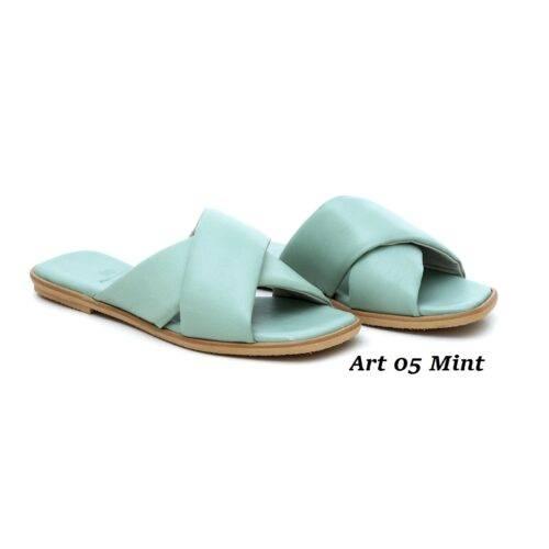Women Shoes Art 05 Mint