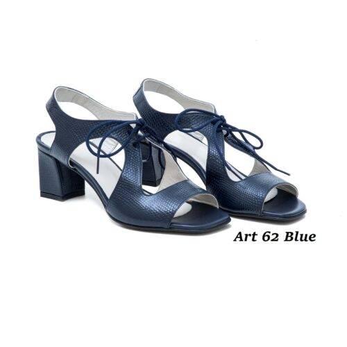 Women Shoes Art 62 Blue