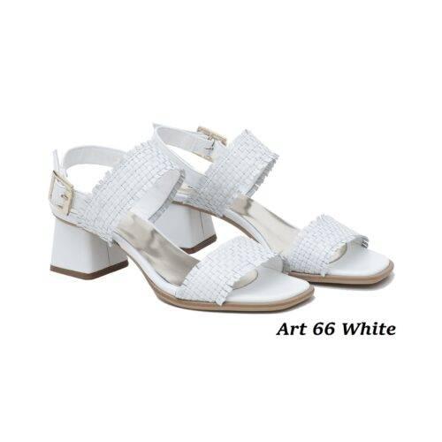 Women Shoes Art 66 White