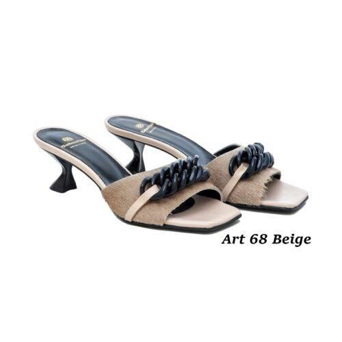 Women Shoes Art 68 Beige