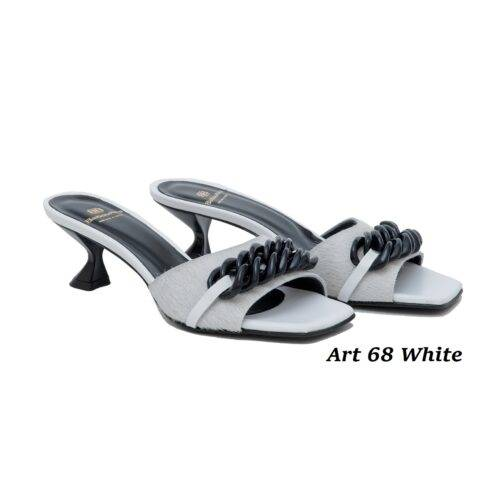 Women Shoes Art 68 White