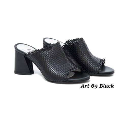 Women Shoes Art 69 Black