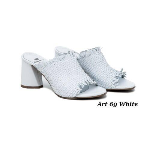 Women Shoes Art 69 White