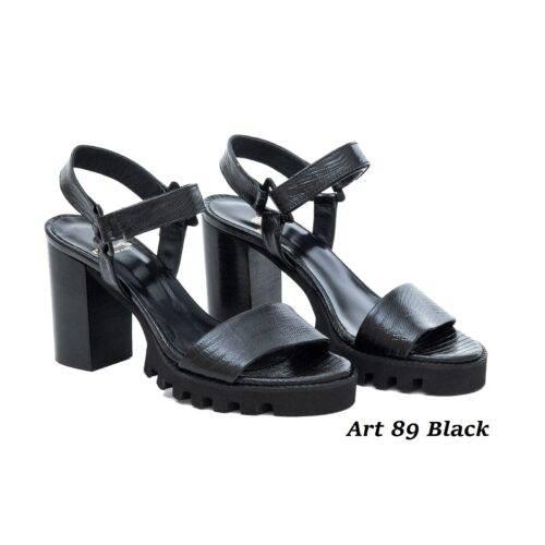 Women Shoes Art 89 Black