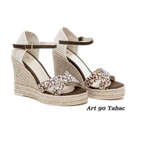 Women Shoes Art 90 Tabac