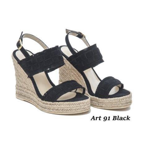 Women Shoes Art 91 Black