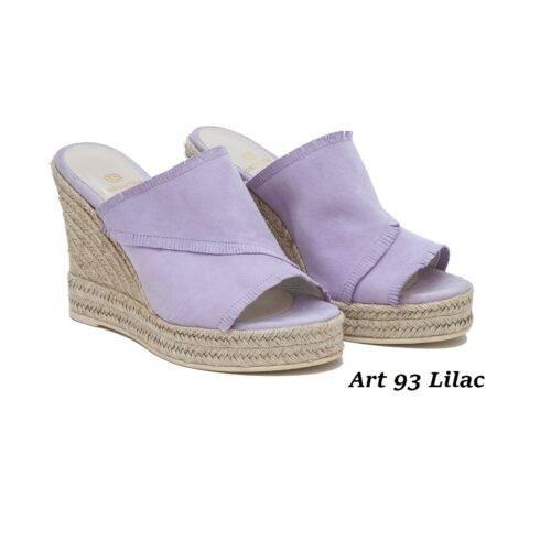 Women Shoes Art 93 Lilac