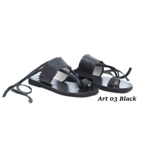 Women Shoes Art 03 Black