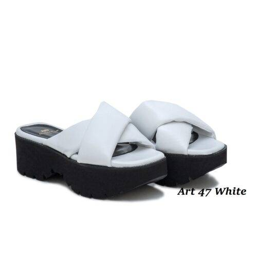 Women Shoes Art 47 White