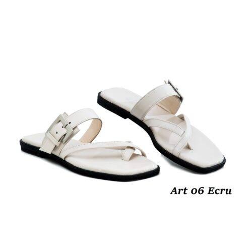 Women Shoes Art 06 Ecru