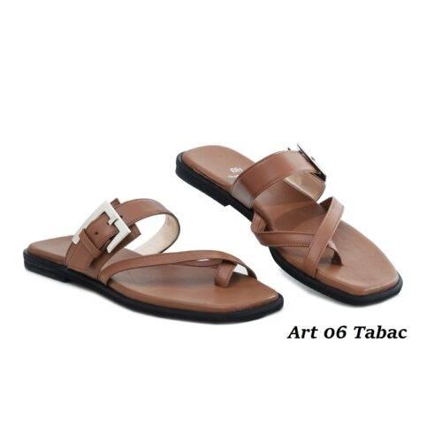 Women Shoes Art 06 Tabac