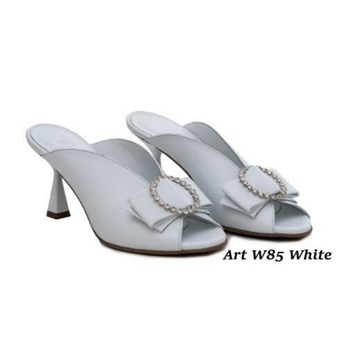 Women Shoes Art W85 White