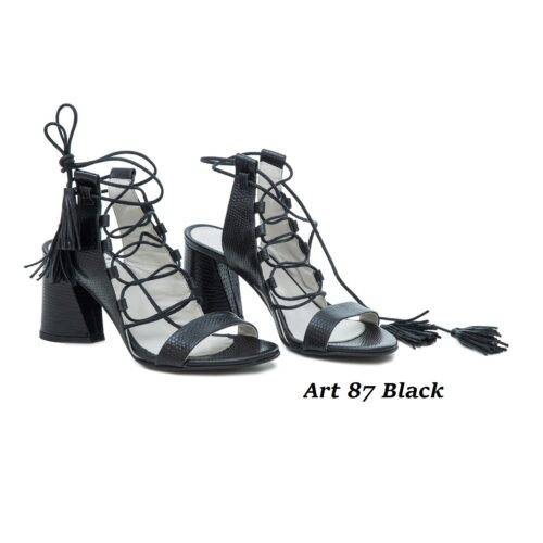 Women Shoes Art 87 Black