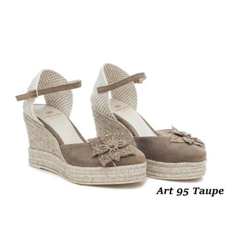 Women Shoes Art 95 Taupe