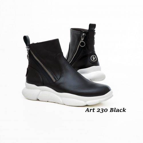 Women Shoes Art 230 Black