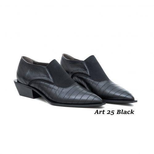 Women Shoes Art 25 Black