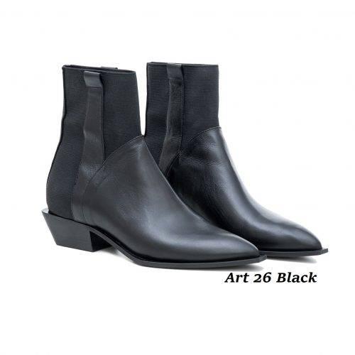 Women Shoes Art 26 Black