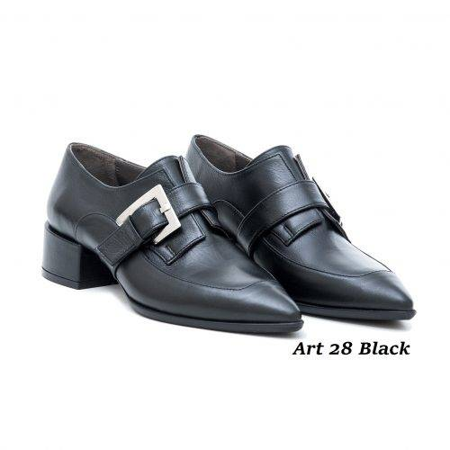 Women Shoes Art 28 Black