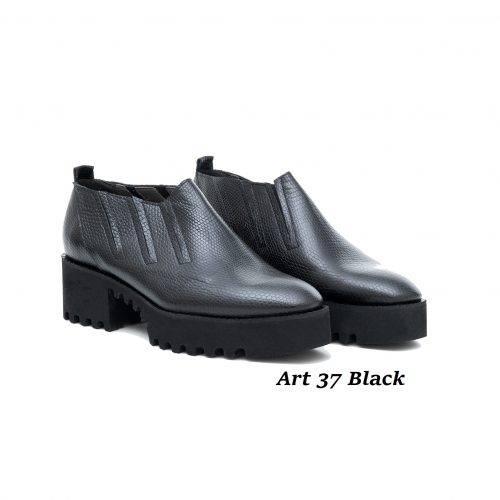Women Shoes Art 37 Black