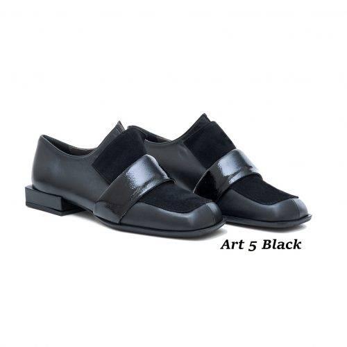 Women Shoes Art 5 Black