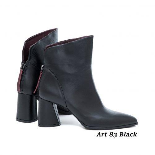 Women Shoes Art 83 Black