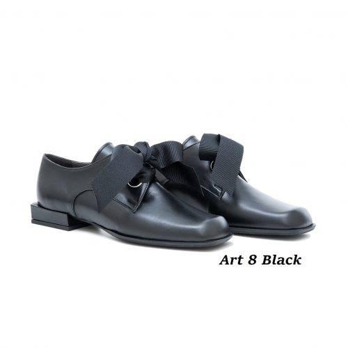 Women Shoes Art 8 Black