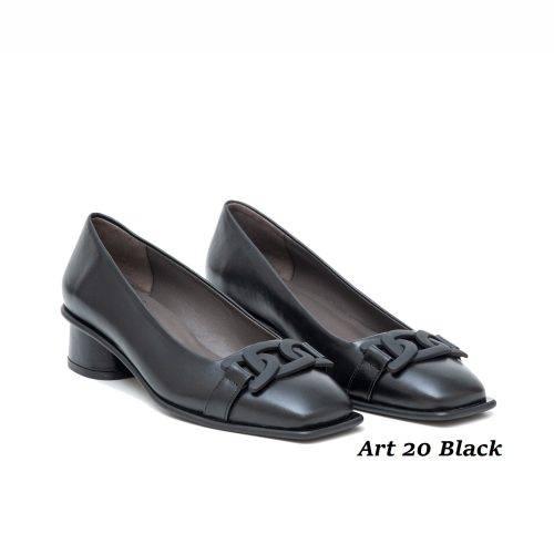 Women Shoes Art 20 Black