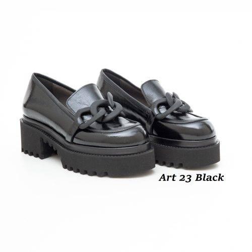 Women Shoes Art 23 Black