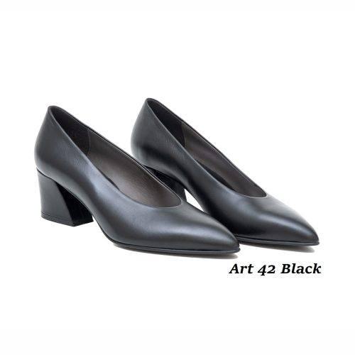 Women Shoes Art 42 Black