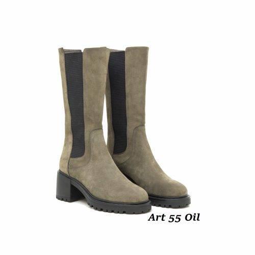 Women Shoes Art 55 Oil