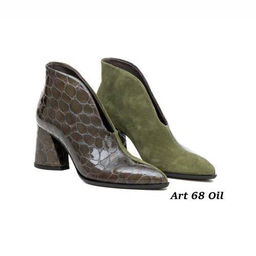 Women Shoes Art 68 Oil
