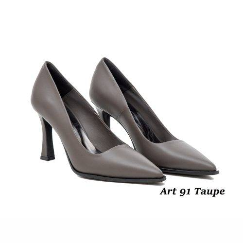 Women Shoes Art 91 Taupe