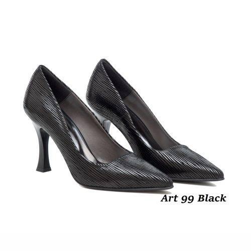 Women Shoes Art 99 Black